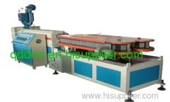 PE Prestressed Plastic Bellow Production Line