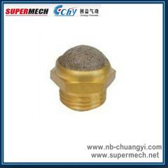 air Muffler brass iron