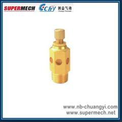 C Series exhaust muffler throttle valve