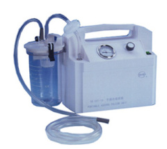 Portable suction aspirators