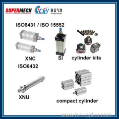 Pneumatic products pneuamtic component made in Ningbo Supermech