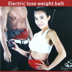 Electric lose weight belt