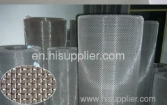 square wire mesh for filter