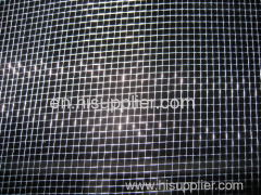 Electric galvanzied before or after weaving square wire mesh