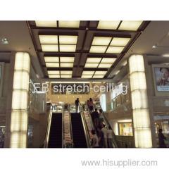 lighting pvc stretch ceiling film