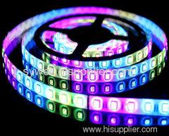 30 pcs/m RGB SMD 5050 LED Flexible Strip Nonwaterproof