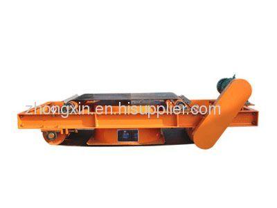 crossbelt magnetic separator