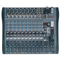 8 Mono & 2 Stereo Channel Mixer