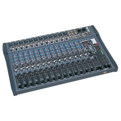 12 Mono & 2 Stereo Channel Mixer