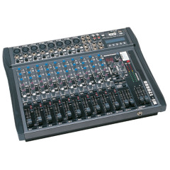 2 Stereo Channel Mixer