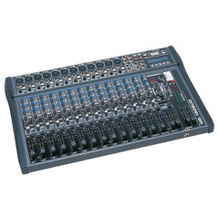16 Mono & 2 Stereo Channel Mixer