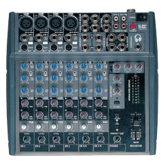 8 Channels Professional Mixer