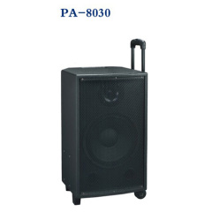 Outdoor Wireless Speaker WITH 150W power amplifier
