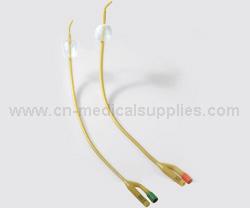 Tiemann Catheter