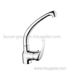 Kitchen Faucet With Casting Spout