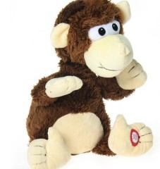 Popular Swing Stuffed Monkey Toy 4-DLA01-05-01