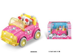 Battery Operated Cartoon Car Toy-ZASLCCT0015