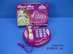 Battery Operated Telepone Toy-ZASLTT005