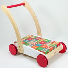Pull & Push Block Car-HC0109