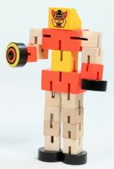 Wood Transformer Toy-HC0502