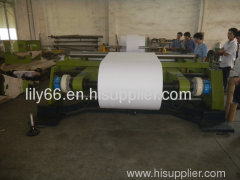 Jumbo Paper Roll Slitter Rewinder