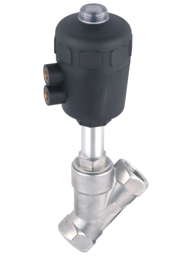 2/2 way stainless steel valves