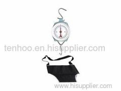 springe infant scale with trouser