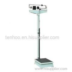 Mechanical Column Type Weighing Scale