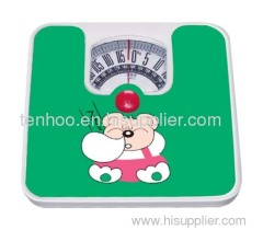 Mechanical Personal Bathroom Scale
