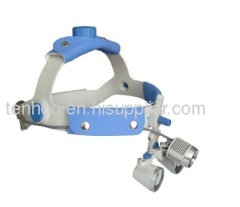 LED headlamp mangifier