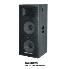 Dual 15  Two Way Speaker WITH 1600W
