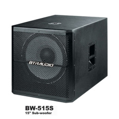 15  Subwoofer Speaker with 1200W