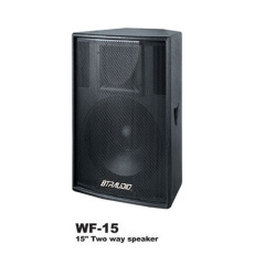 15  Disco Speaker
