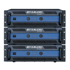 3U BIG Power Pro Amplifier WITH MORE THAN 1200W