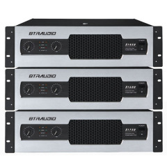 3U Professional Power Amplifier WITH 2000W