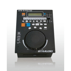 Single DESK MODEL Professional CD Player