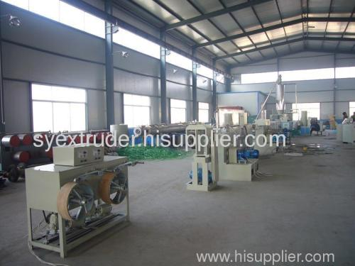 PET Strap Band Making Line