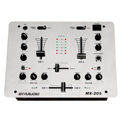 2 Ch DJ Mixer