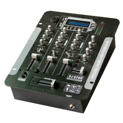 3 Ch DJ Mixer