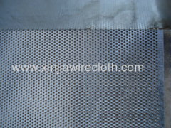 Perforated metal sheet for Air-conditioning