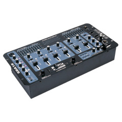 4 Ch DJ Mixer