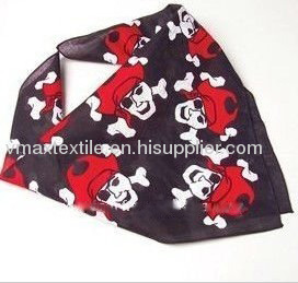 100 cotton triangle head scarf manufacturer from China VMAXGROUP  100 Cotton Head Scarves