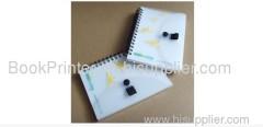 PVC Cover Diary Printing