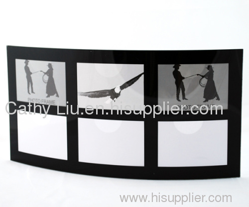phpto frames like Movie Clips photographic combination