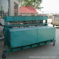 Self-Automatic welded wire mesh machine