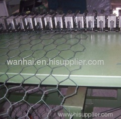 double twist gabion mesh