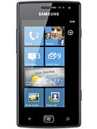 Samsung Omnia W I8350 Windows Mobile 7.5 smartphone USD$239
