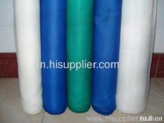 PVC coated fiberglass window screen netting
