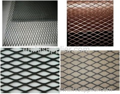 stainless steel expanded metal mesh in filtrations