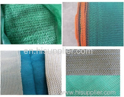 plastic sunshade nets